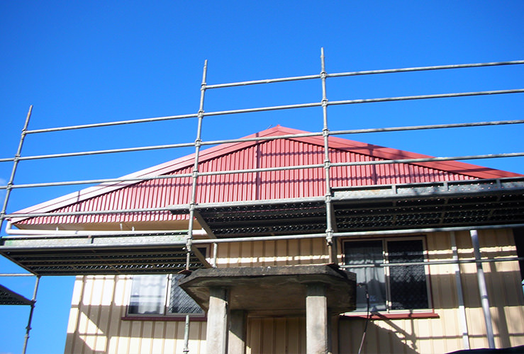 Roofing, Renovations, Construction, Brisbane