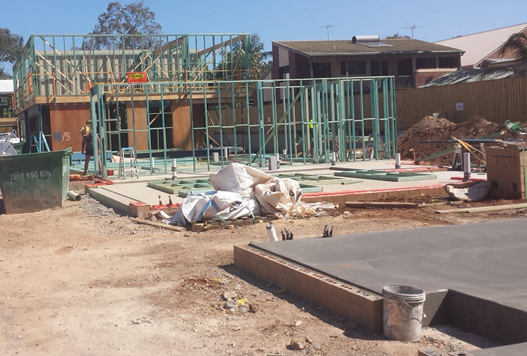 Slab Preparation, Construction Brisbane